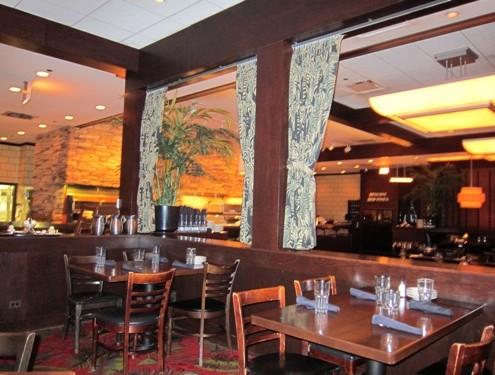 wildfire restaurant inside
