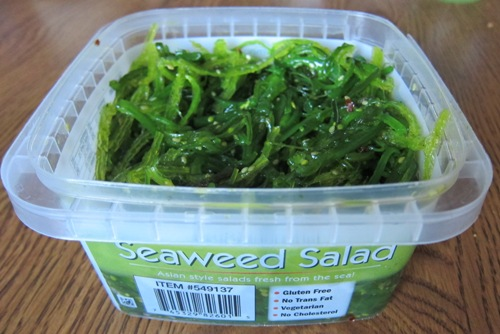 costco seaweed salad