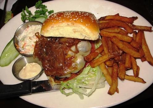 wildfire turkey burger