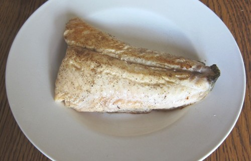 how to cook rainbow trout