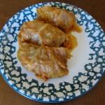 Golubtsy Stuffed Cabbage Rolls Recipe