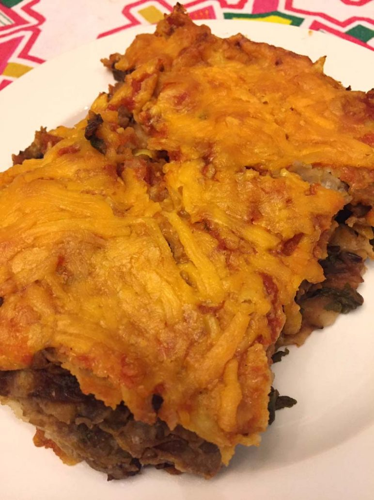 Mexican vegetarian enchiladas recipe