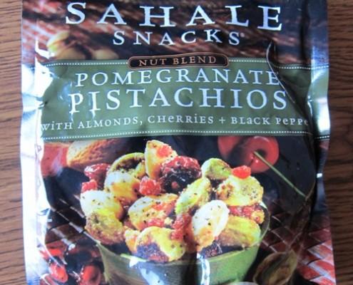 costco pomegranate pistachios
