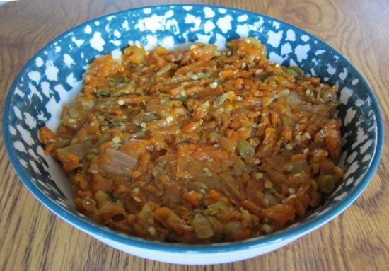 spicy garlic eggplant appetizer recipe