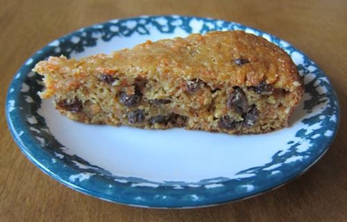 how to make healthy fat free carrot cake