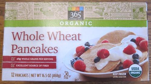 whole foods whole wheat pancakes