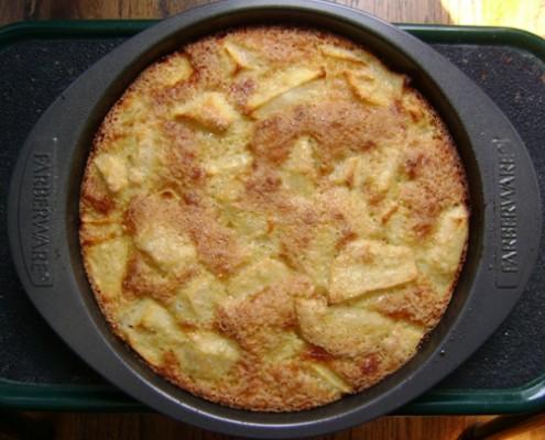 How To Make Sharlotka Russian Apple Cake