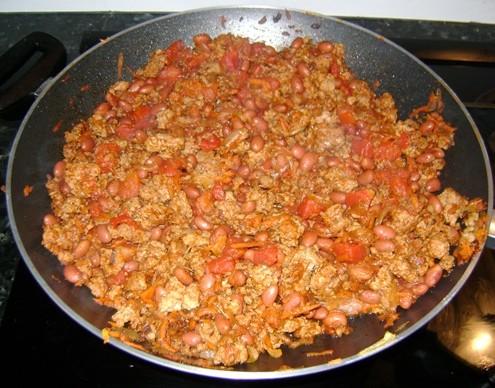 how to make chili con carne recipe