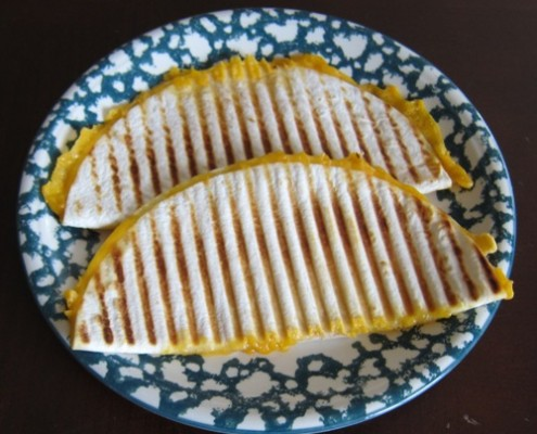 turkey quesadilla panini recipe