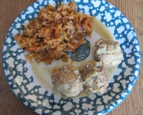 ezhiki russian meatballs recipe
