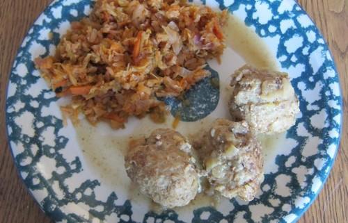 ezhiki russian meatballs recipe