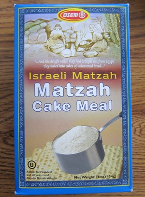 matzo meal picture