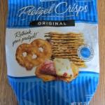 pretzel crisps costco package - pretzel chips