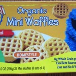 earth's best organic mini waffles from whole foods