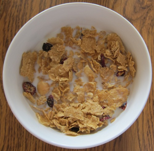 costco cereal with milk