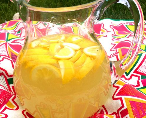 Freshly Squeezed Lemonade Recipe