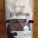 Erin Baker's Double Chocolate Chunk Granola
