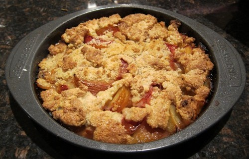 How To Make Plum Pie