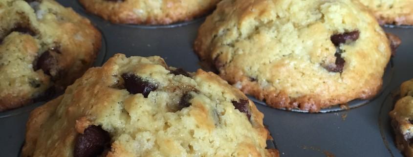 Best Chocolate Chip Muffins Recipe