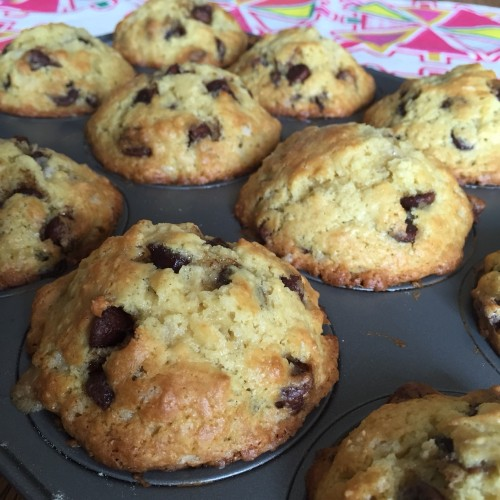 How To Make Best Chocolate Chip Muffins