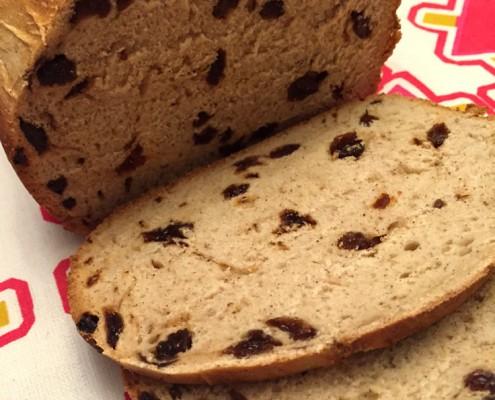How To Make Cinnamon Raisin Bread Recipe For Bread Machine