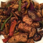 How To Make Spicy Chicken Vegetable Stirfry