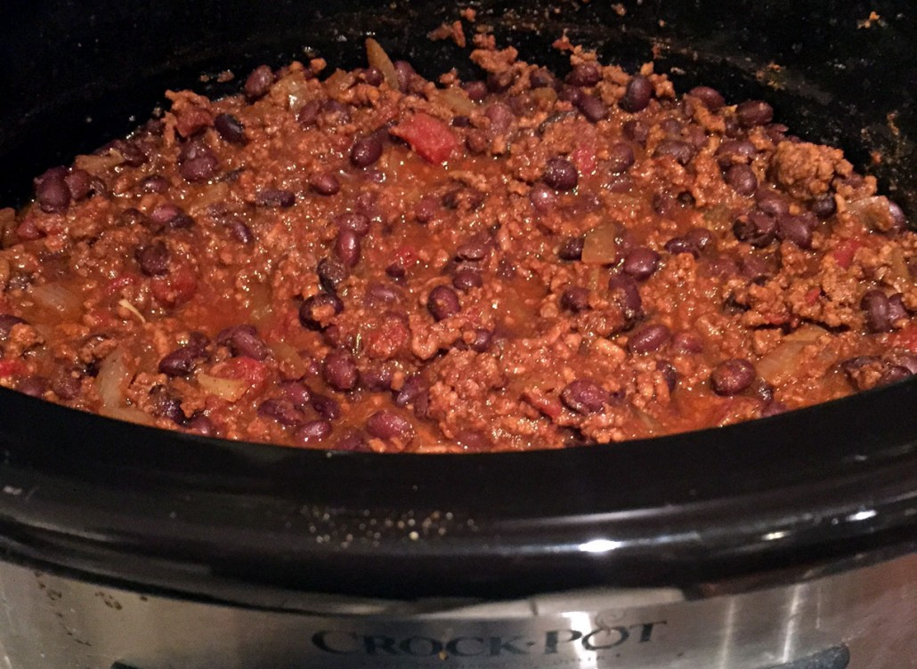 Easy Beef Chili Recipe For Crockpot