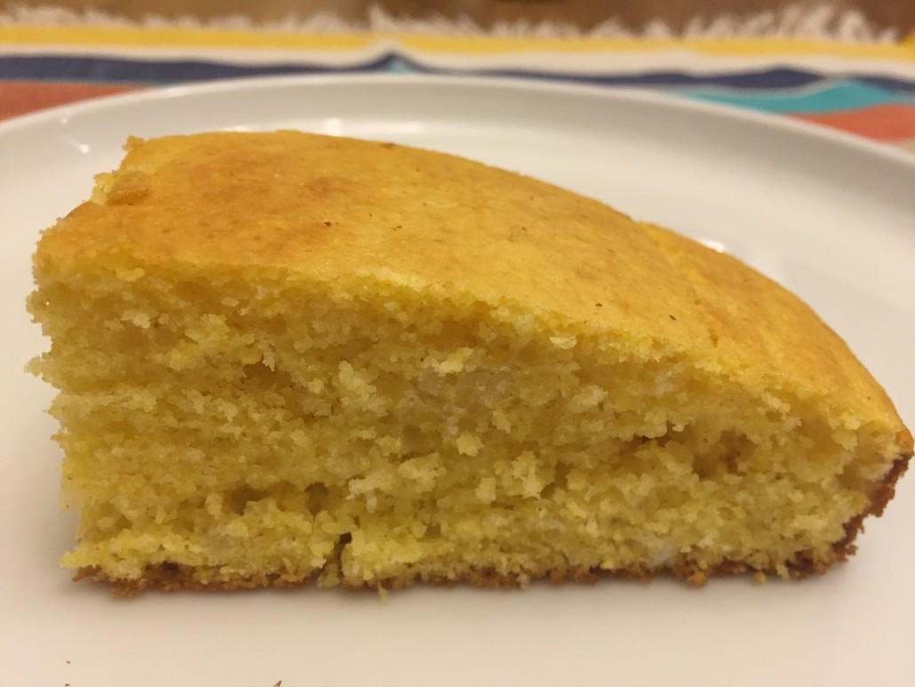 How To Make Golden Fluffy Cornbread