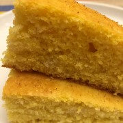 Easy Fluffy Cornbread Recipe