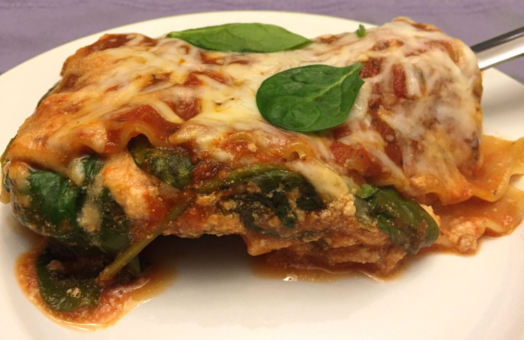 How To Make No-Boil Spinach Lasagna