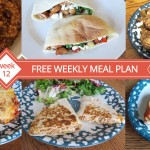 Free Weekly Meal Plans - Week 12