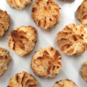 2-Ingredient Coconut Macaroons Recipe