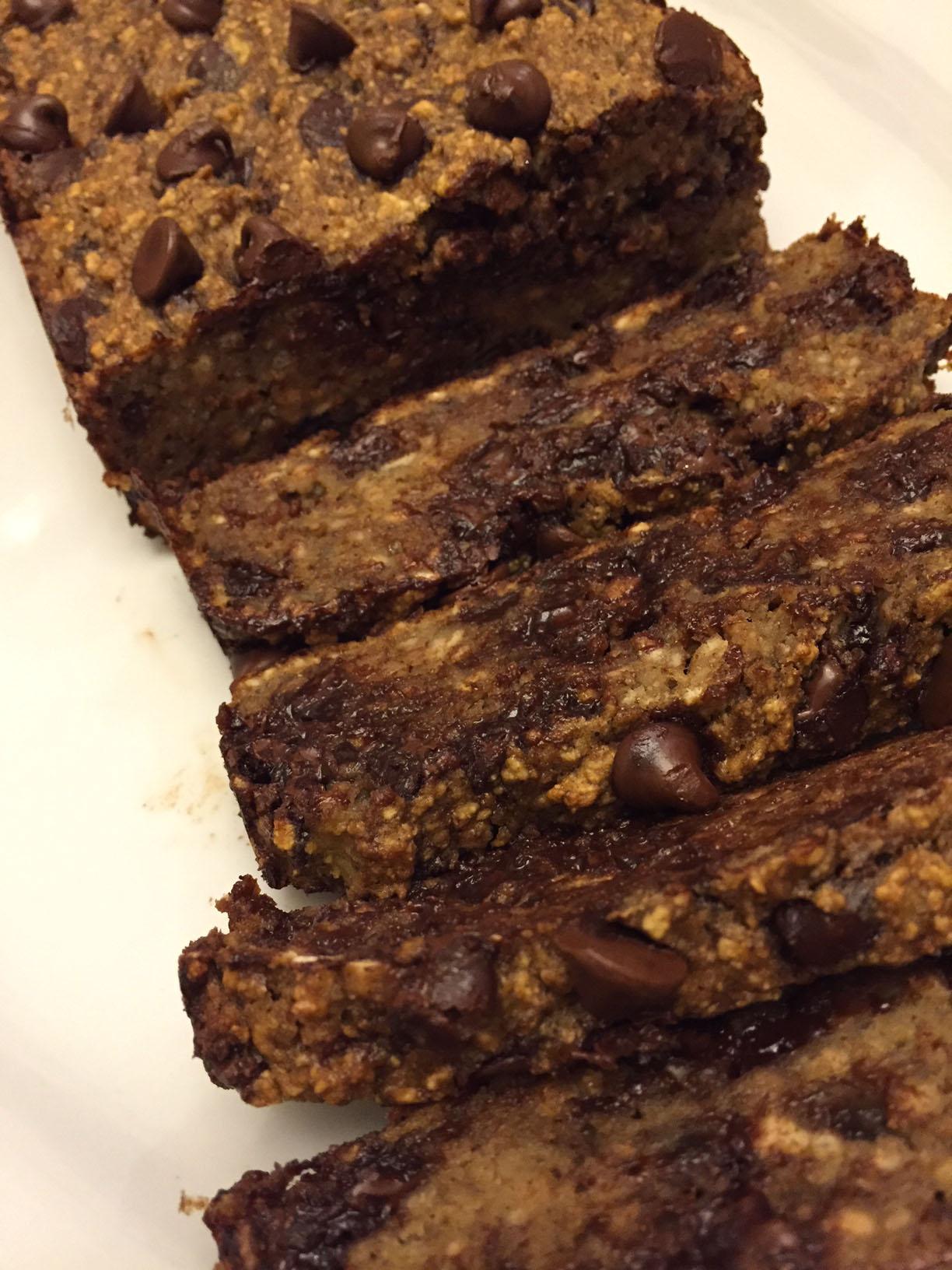 Matzo Meal Banana Bread Passover Dessert Recipe