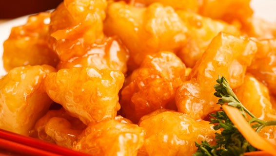 Homemade Sweet & Sour Chinese Chicken Recipe