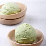 Green Tea Ice Cream No Machine