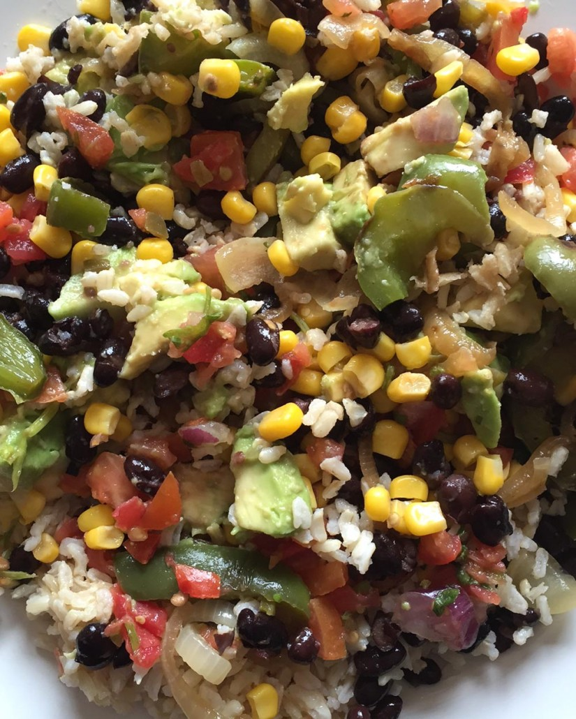 How To Make Copycat Chipotle Mexican Burrito Bowl