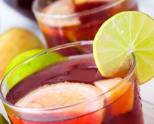 How To Make Red Sangria