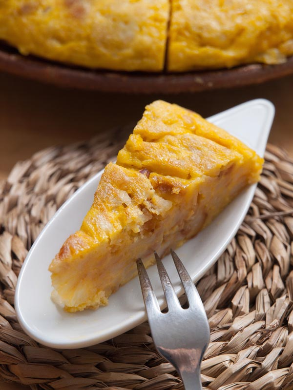 How To Make Spanish Tortilla Potato Omelette