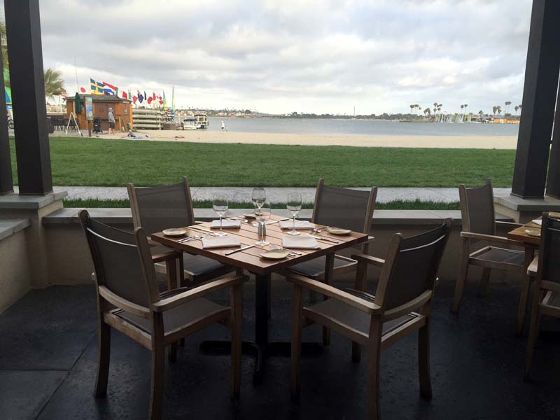Oceana Coastal Kitchen Restaurant Review San Diego Catamaran Resort And Spa Melanie Cooks