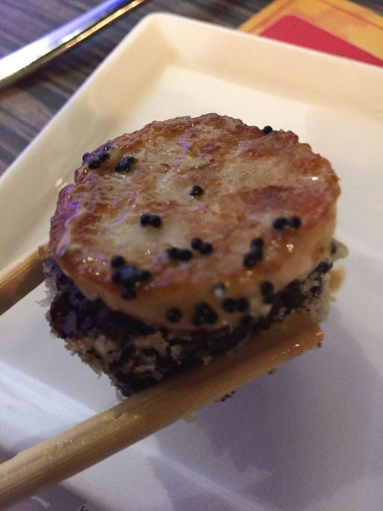 Black Widow Sushi Roll