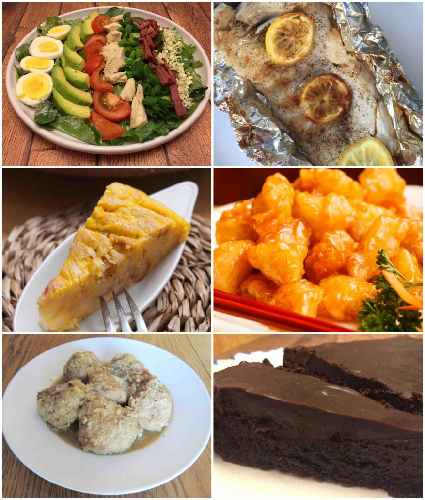 FREE Weekly Meal Plan (Week 28)