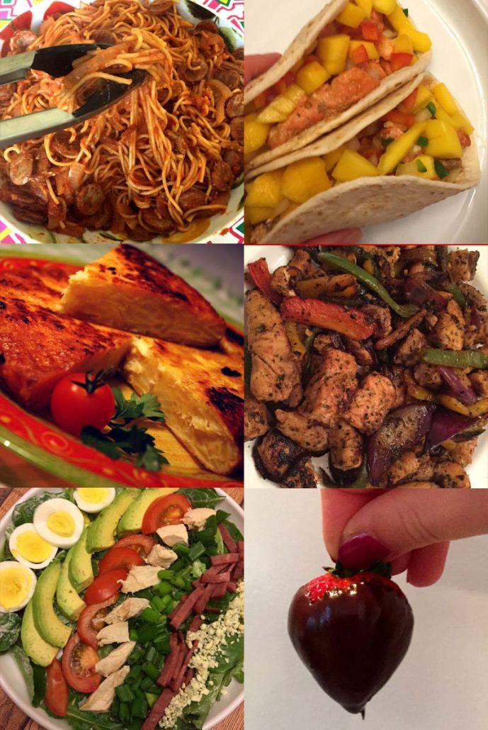 free weekly easy meal plan  u2013 week 34 recipes  u2013 melanie cooks