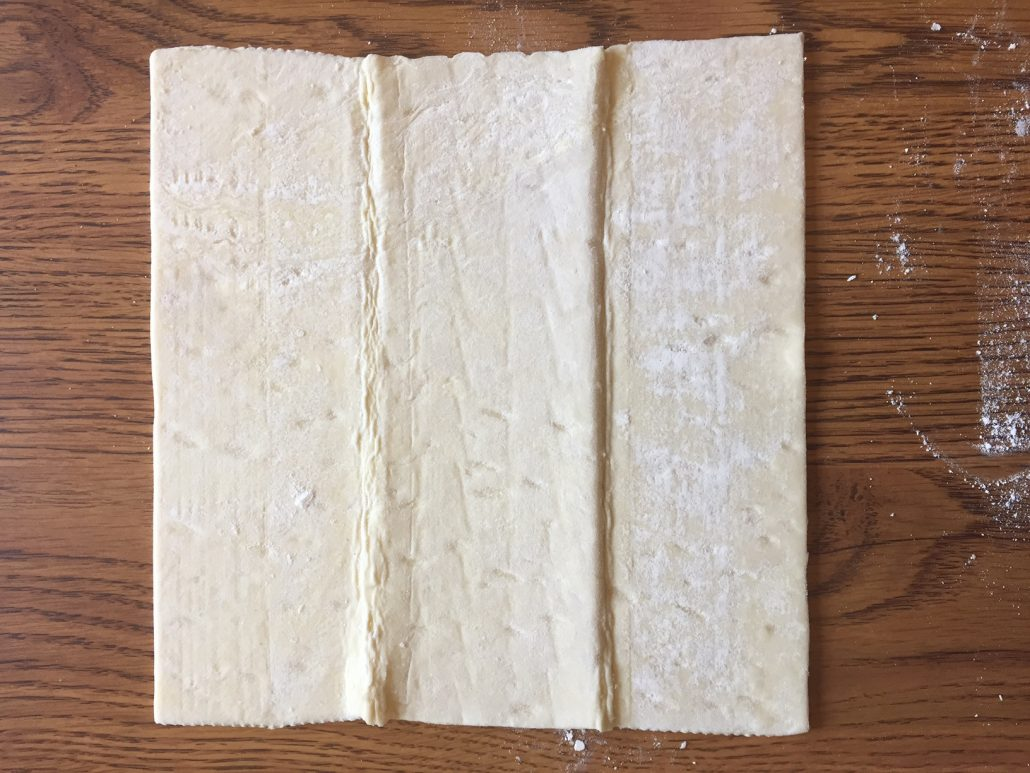 Pilsbury Puff Pastry Dough