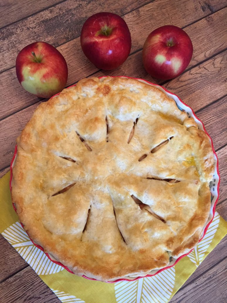 Best Apple Pie Recipe Ever - Easy, Delicious And Made From Scratch!