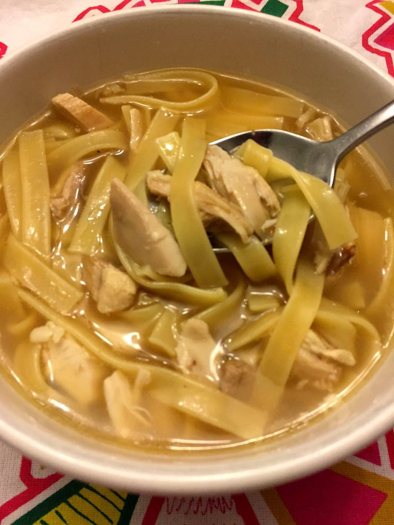Easy 20-Minute Chicken Noodle Soup Recipe