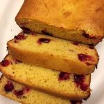 Holiday Cranberry Orange Bread