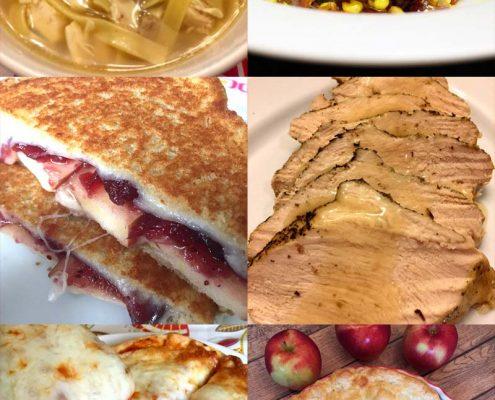 FREE Weekly Easy Meal Plan - Week 37