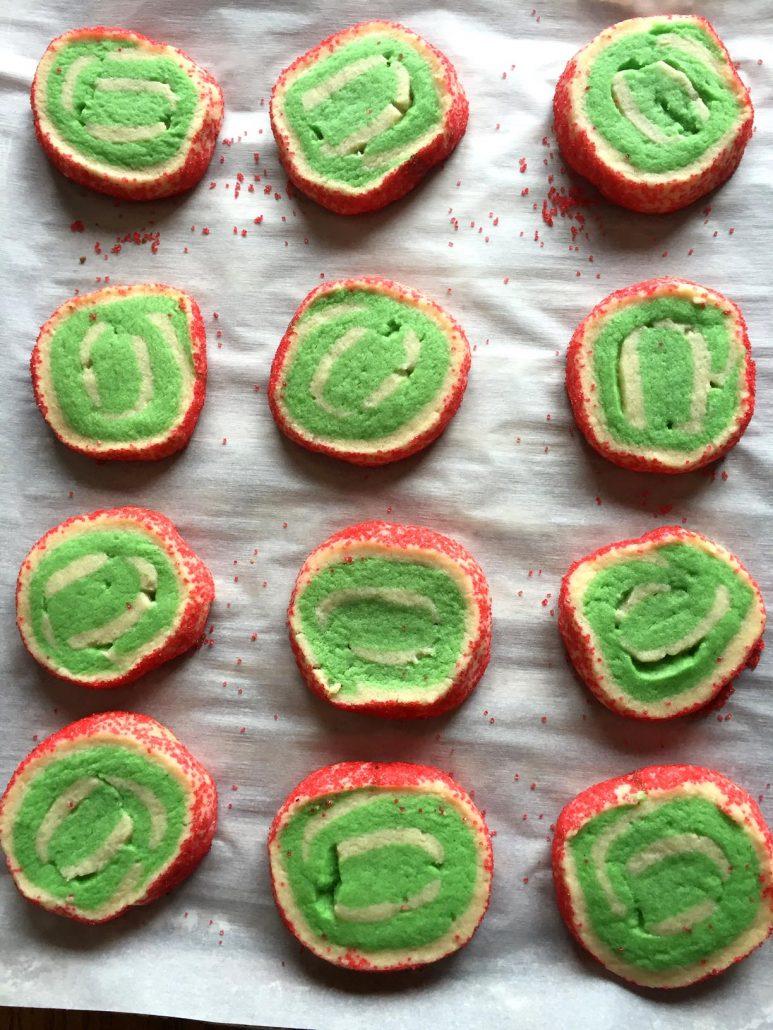 How To Make Pinwheel Sugar Cookies