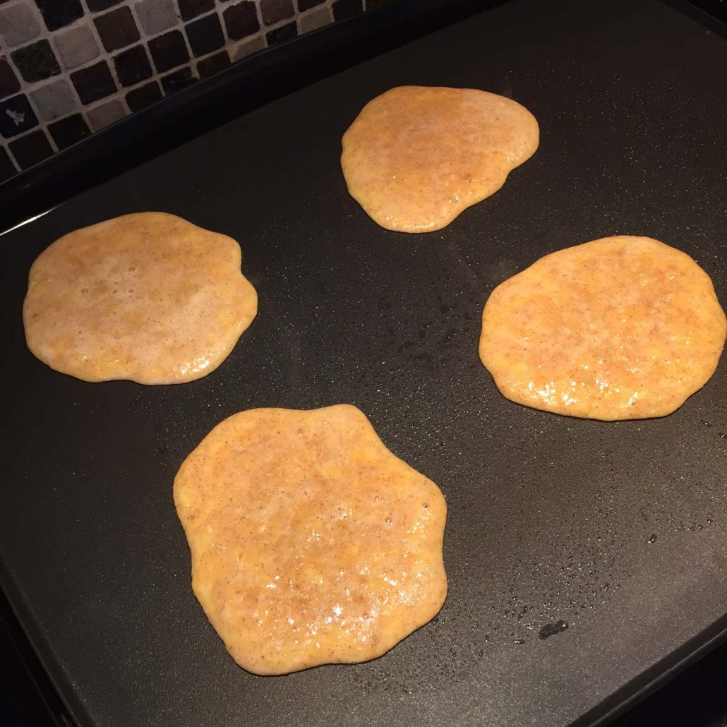 Banana Egg Pancakes Recipe