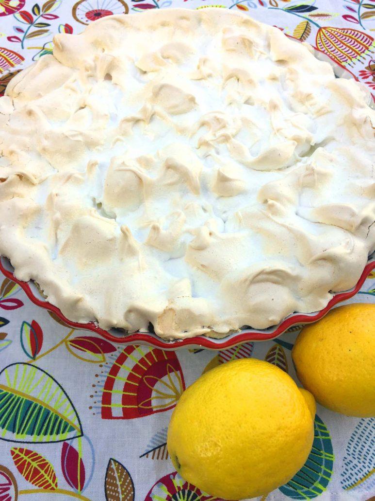 Best Ever Lemon Meringue Pie Recipe